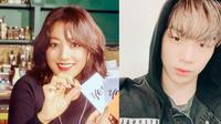Kang Daniel - Song Ji Hyo (Soompi/ official_kdn_)