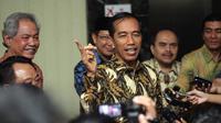 Presiden Jokowi (Liputan6.com/Faizal Fanani)