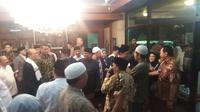 Prabowo, AHY dan Tommy Berkumpul di Haul ke-11 Soeharto. (Merdeka.com/M. Genantan Saputra)