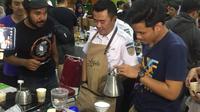 PT Kereta Api Indonesia (Persero) kembali menggelar kegiatan 'Ngopi Bareng KAI'. Acara ini diadakan di seluruh stasiun dan beberapa kereta api.