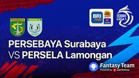 Liga 1 : Persebaya Surabaya Vs Persela Lamongan