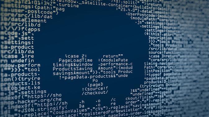 Ilustrasi malware, virus. Kredit: Elchinator via Pixabay