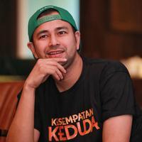 Preskon film Kesempatan Keduda (Adrian Putra/bintang.com)