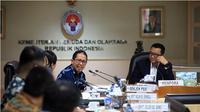 Kepada PSSI, Menpora Ingin Pelatnas Tim Indonesia untuk Asian Games 2018 Tidak Terganggu Jadwal Kompetisi