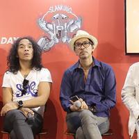 Slank rilis album Slanking Forever (Bambang E.Ros/Fimela.com)