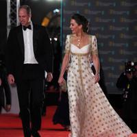 Simak cerita para tamu BAFTA 2020 yang diminta menggunakan pakaian ramah lingkungan (Foto: instagram/bafta)
