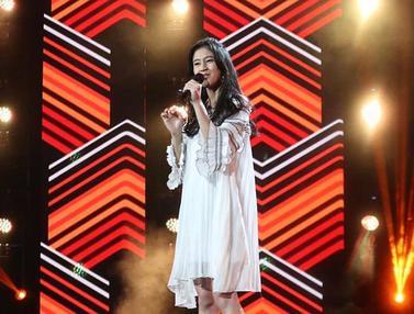 FOTO: Gaya Panggung Keisya Levronka, Peserta Indonesian Idol Asal Malang