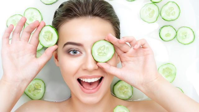 Manfaat Timun untuk Kesehatan, Wajah dan Mata yang Sangat Berkhasiat -  Lifestyle Liputan6.com