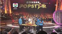 Konser Pop Star digelar Indosiar, Sabtu (29/6/2019) malam