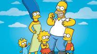 Keluarga The Simpsons. (Fox)