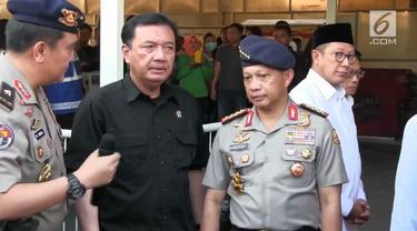 Bahan peledak yang digunakan teroris di Surabaya termasuk high eksposive dan sangat dikenal kelompok ISIS.