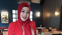 """Terry Putri saat menghadiri gelar wicara """"Magise Beauty Gathering"""" di Jakarta, Kamis (13/2/2020)."""