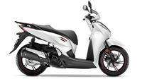 Honda SH300i 2019 dirilis di EICMA 2018 (Scooterlab)