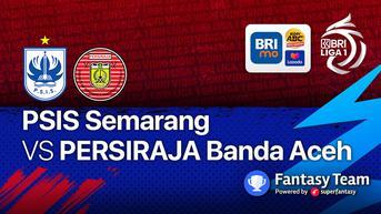 Sudah Mulai di Vidio,  Live Streaming BRI Liga 1 PSIS Semarang vs Persiraja Banda Aceh Sabtu 18 September 2021