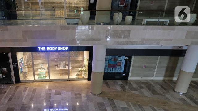 069079800 1586515662 20200410 PSBB Di Jakarta  Sejumlah Mall Tutup Sementara r