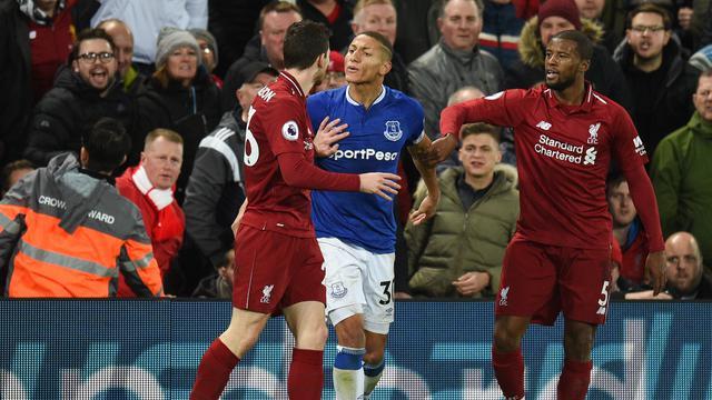 Gol Divock Origi Bawa Liverpool Bungkam Everton