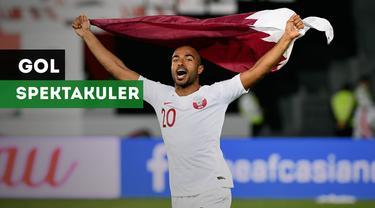 Berita video gol spektakuler yang diciptakan Abdelaziz Hatim saat Qatar menyingkirkan Korea Selatan dari Piala Asia 2019.