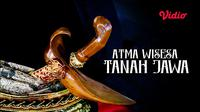 Film dokumenter Uniq On Atma Wisesa Tanah Jawa dapat disaksikan melalui platform streaming Vidio. (Dok. Vidio)