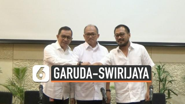 Sempat diwarnai kericuhan, kerja sama antara Garuda Indonesia dan Sriwijaya Air kembali terjalin. Garuda akan kembali mengurusi perawatan pesawat Sriwijaya Air.