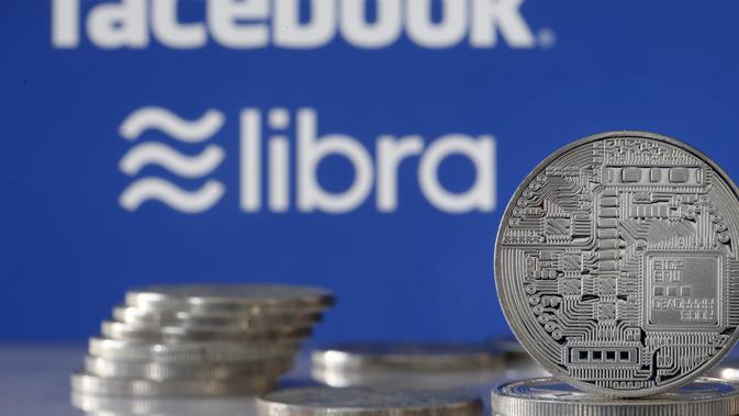 Libra, mata uang kripto milik Facebook yang ditolak di Eropa (Foto: Engadget)