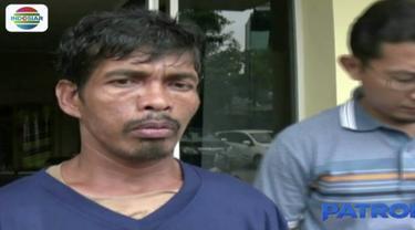 Dalam pemeriksaan, Herman mengaku membawa lari PA bocah lima tahun dari Stasiun Tanah Abang Jakarta 11 Juli lalu.
