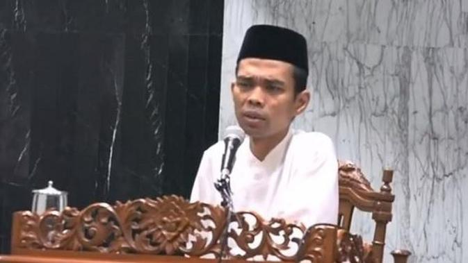 Dengar Kabar Ibunda Meninggal, Ustaz Abdul Somad Sampaikan Tausiah Sambil Nangis