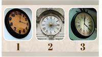 Pilih Satu Gambar Jam Ini Dapat Ungkap Kehidupan Masa Lalumu (Sumber: Namatest)