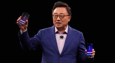 Siap Beredar di Pasaran, Begini Penampakan Samsung S9