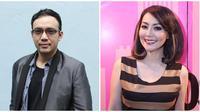Sandy Tumiwa-Tessa Kaunang (Nurwahyunan/Bintang.com)