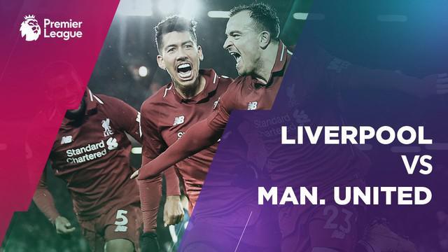 Berita video statistik Liverpool meraih kemenangan 3-1 atas Manchester United pada lanjutan pekan ke-17 Premier League, di Stadion Anfield, Liverpool, Minggu (16/12/2018).