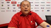 CEO Bali United, Yabes Tanuri (Liputan6.com/Dewi Divianta)