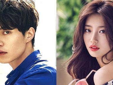 Berita bahagia datang dari Suzy dan Lee Dong Wook. Pasalnya dua selebriti Korea ini dikonfirmasi menjalin hubungan asmara. (Foto: allkpop.com)
