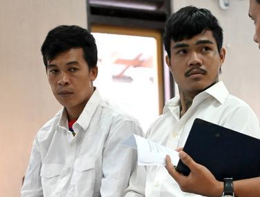 Selundupkan Narkoba ke Bali, 2 Pria Thailand Jalani Persidangan