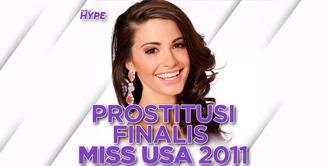 4 Fakta Skandal Prostitusi Finalis Miss USA 2011, Ketahuan oleh Suami Sendiri