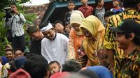Pasangan kandidat di Pilgub Jabar, Deddy Mizwar dan Dedi Mulyadi. (Liputan6.com/Abramena)