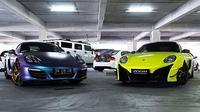 Roadshow kontes modifikasi mobil Hot Import Nights kembali berlanjut
