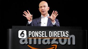 Ponsel bos Amazon Jeff Bezos diretas diduga melalui video berisi spyware yang dikirim ke WhatsApp.