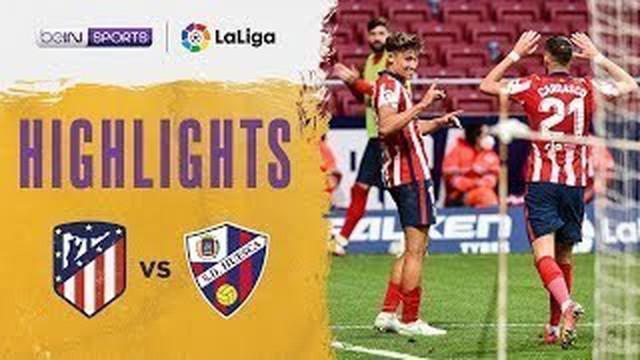 Berita video highlights laga pekan ke-31 Liga Spanyol 2020/2021 antara Atletico Madrid melawan Huesca yang berakhir dengan skor 2-0, Jumat (23/4/2021) dinihari WIB.