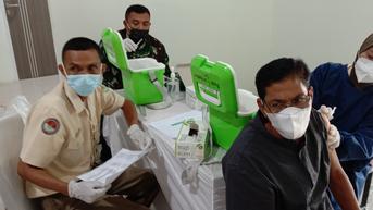 Ribuan Karyawan dan Masyarakat Terima Vaksin Dosis Kedua Covid-19