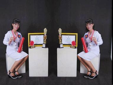 Ini 6 fakta tentang Gayatri Wailissa, si gadis ajaib yang mengharumkan nama Indonesia. (Istimewa)