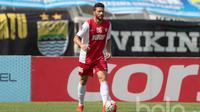Steven Renaud Paulle, PSM Makassar. (Bola.com/Nicklas Hanoatubun)
