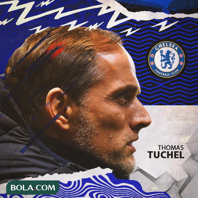 Liga Inggris: Setelah Pecat Frank Lampard, Apa yang Diharapkan Chelsea dari Thomas  Tuchel? - Inggris Bola.com