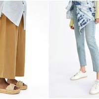 Fashion item terlaris April 2019 (Zara)