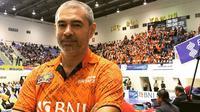 Mantan atlet Voli Nasional, Pascal Wilmar