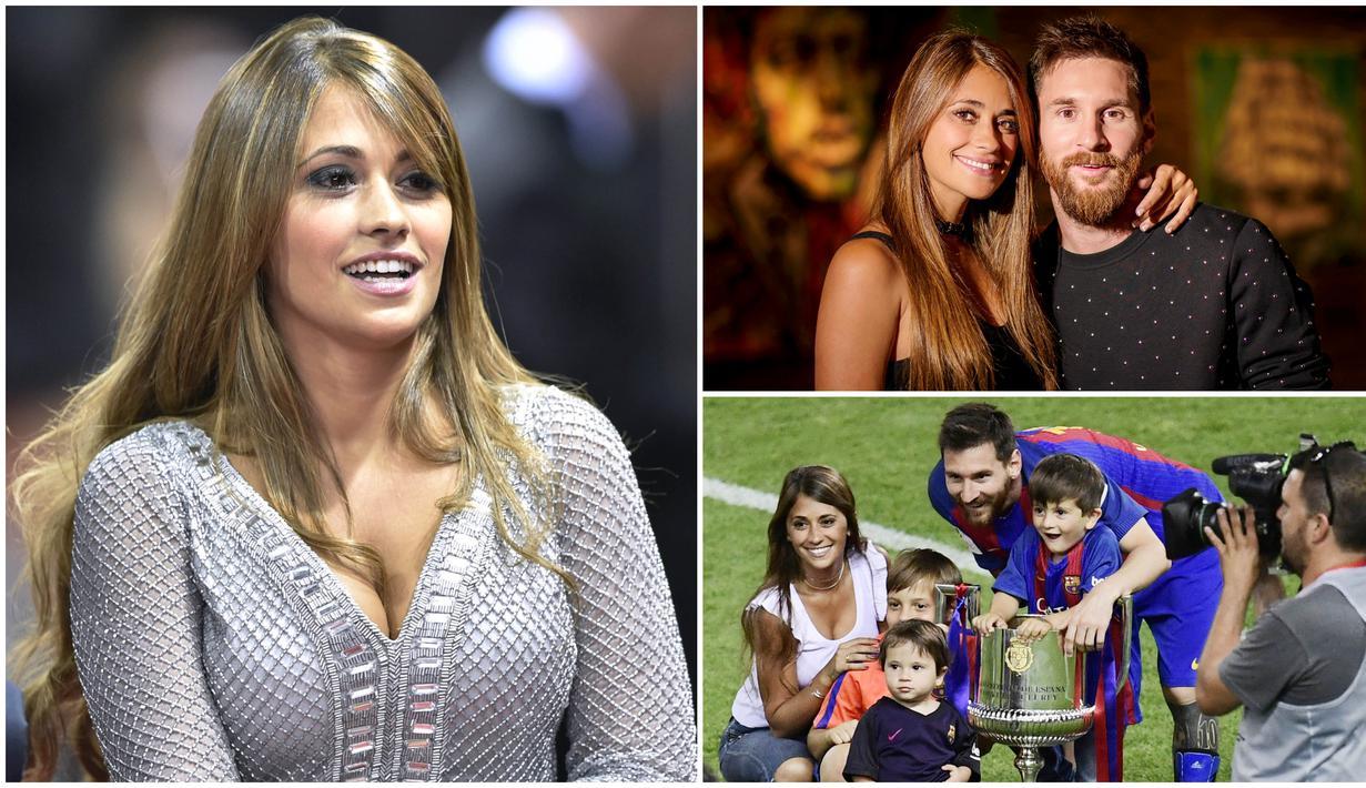 Antonella Roccuzzo adalah sosok wanita cantik sekaligus cinta pertama yang telah memikat hati Lionel Messi sejak masih kecil. Paras cantik Antonella membuat Lionel Messi tak bisa berpaling ke lain hati.