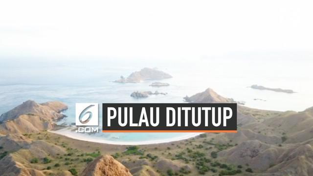 Pulau Komodo yang merupakan bagian dari Taman Nasional Komodo rencananya akan ditutup pada awal tahun 2020. Penutupan Pulau Komodo akan dilakukan selama satu tahun.