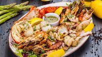 3 Alasan Seafood Baik untuk Kesehatan (Vsl/Shutterstock)