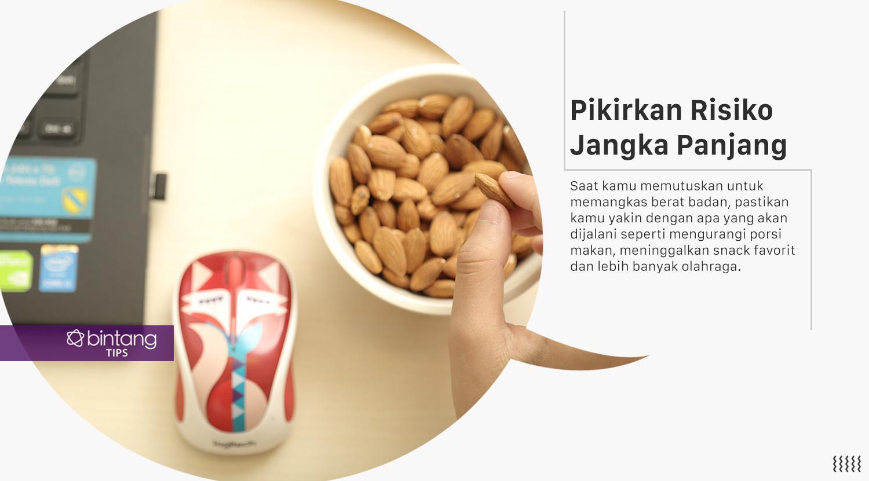 Ini yang harus kamu sadari kalau mau jadi langsing. (Foto: Daniel Kampua, Digital Imaging: M. Iqbal Nurfajri/Bintang.com)