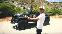 Youtouber dan pemain ski, Jon Olsson menjual Mercedes-Benz G500 4x42 kustom. (Carscoops)