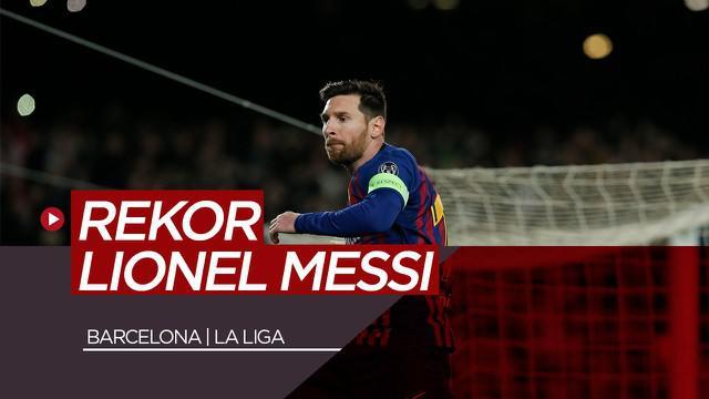 Vlog Bola.com 3 Rekor Baru yang Bisa Diraih Lionel Messi Musim Ini